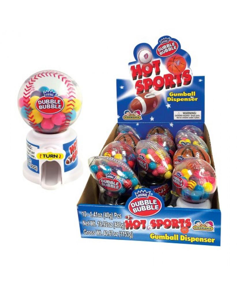 Sports Ball Bubblegum