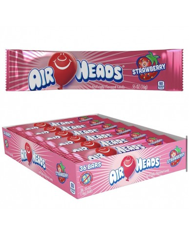 Airheads- Strawberry