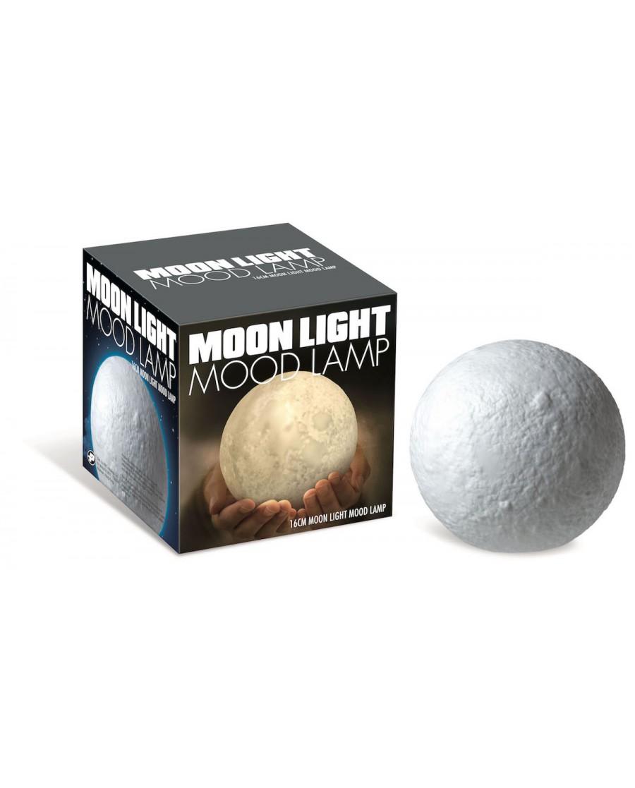 "6.25"" Moon Light Mood Lamp"