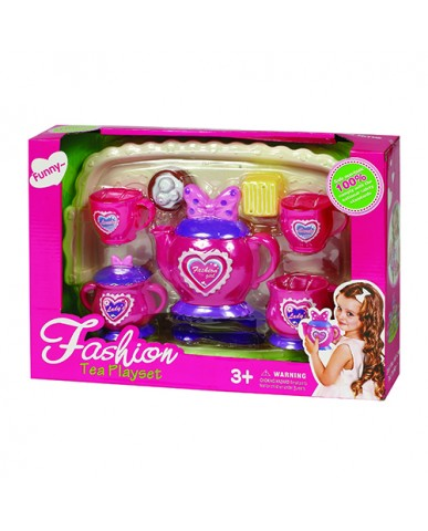 11-pc. Tea Time Play Set