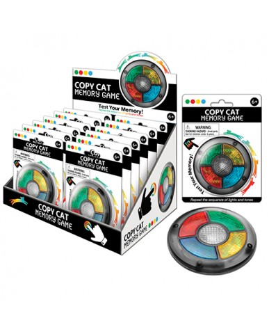 "4"" Copy Cat Memory Game"