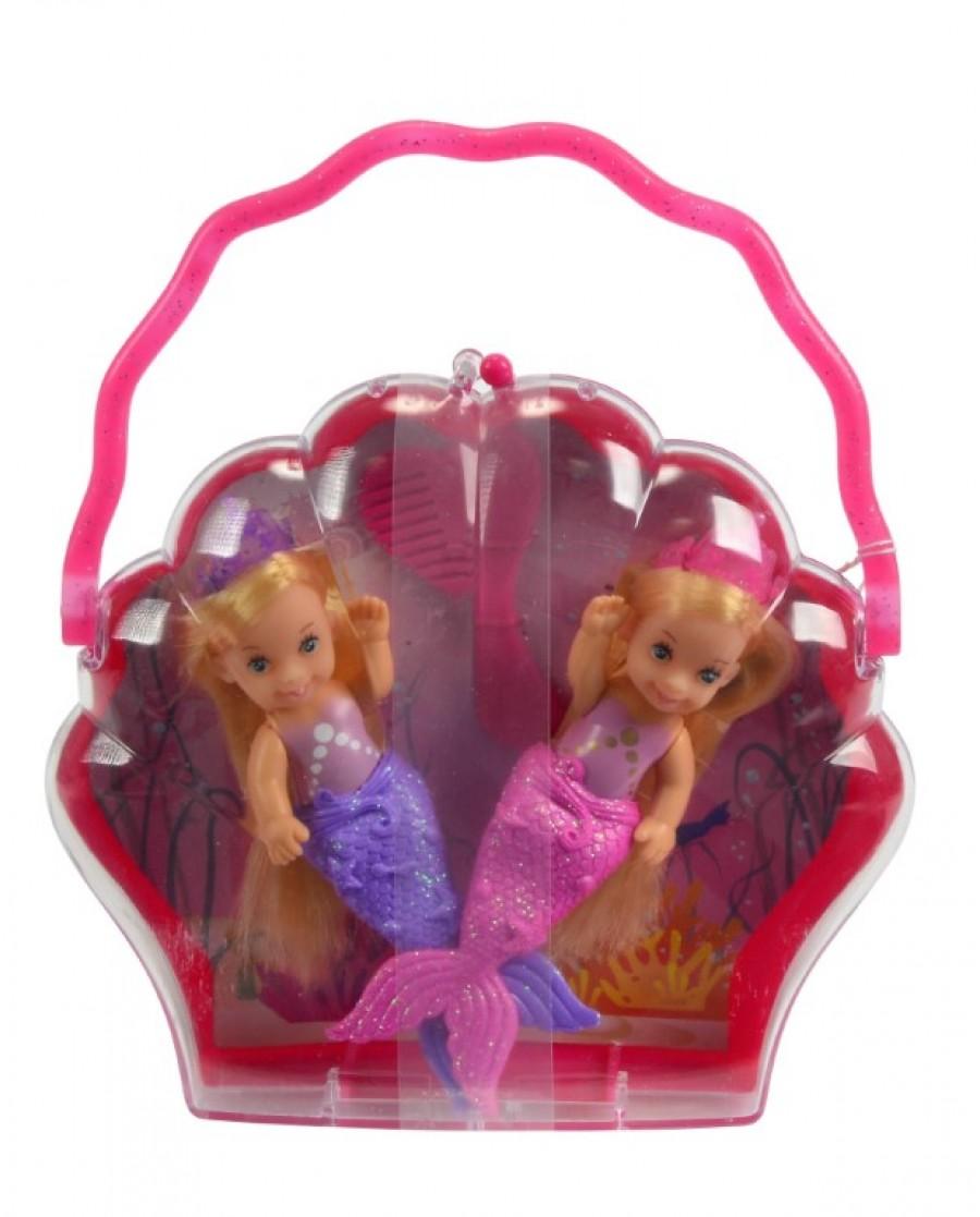 Evi Mermaid Doll Set