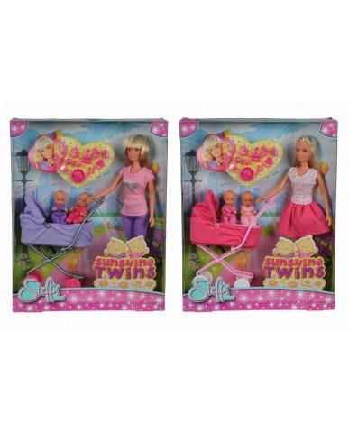 Steffi Love Sunshine Twins