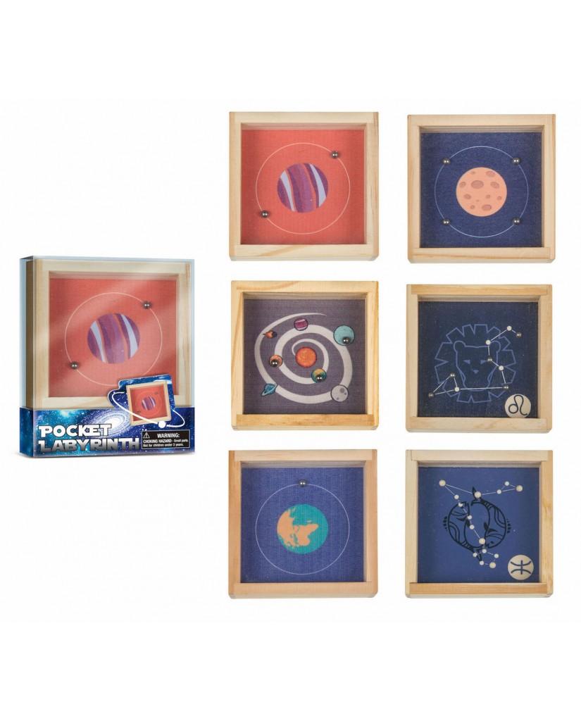 Pocket Labyrinth: Constellation & Planets