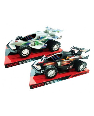 "11"" 3D Light & Sound Turbo Racer"