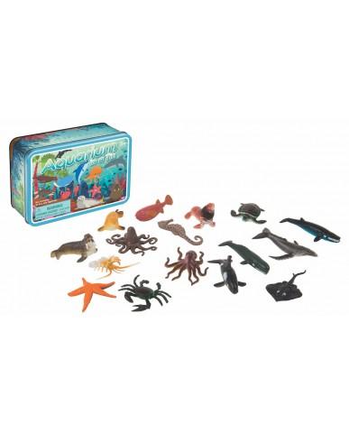 Aquarium in a Tin