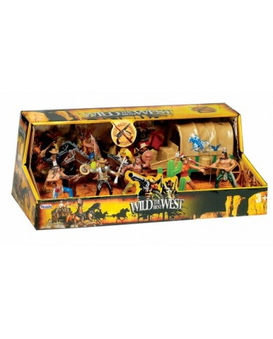 Wild West Boxed Set