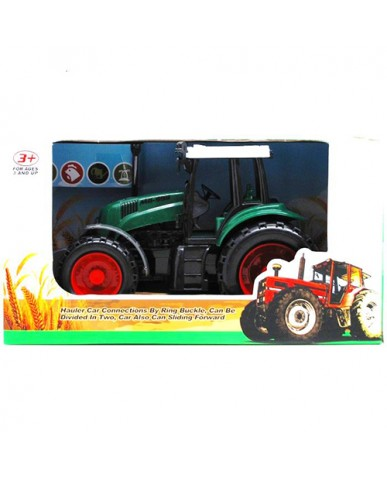 "10"" Friction Farm Tractor"