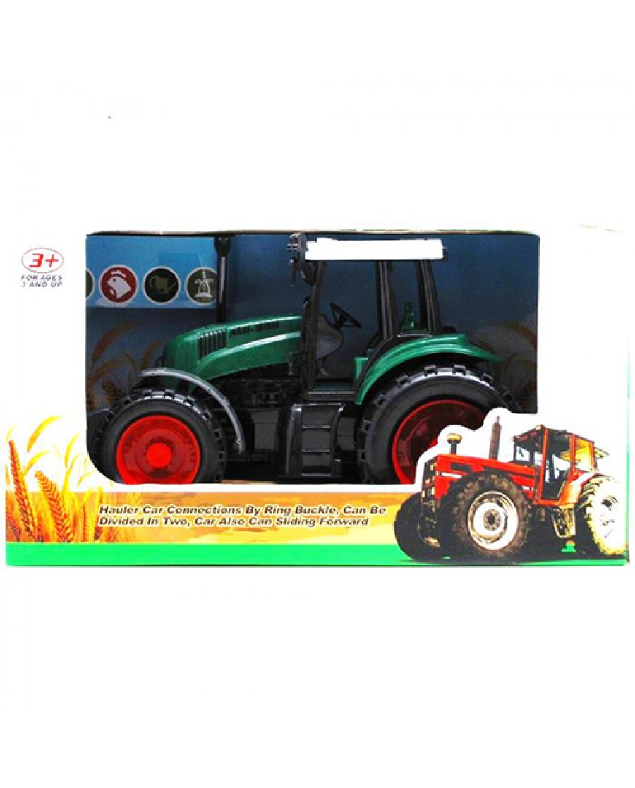 """10"""" Friction Farm Tractor"""