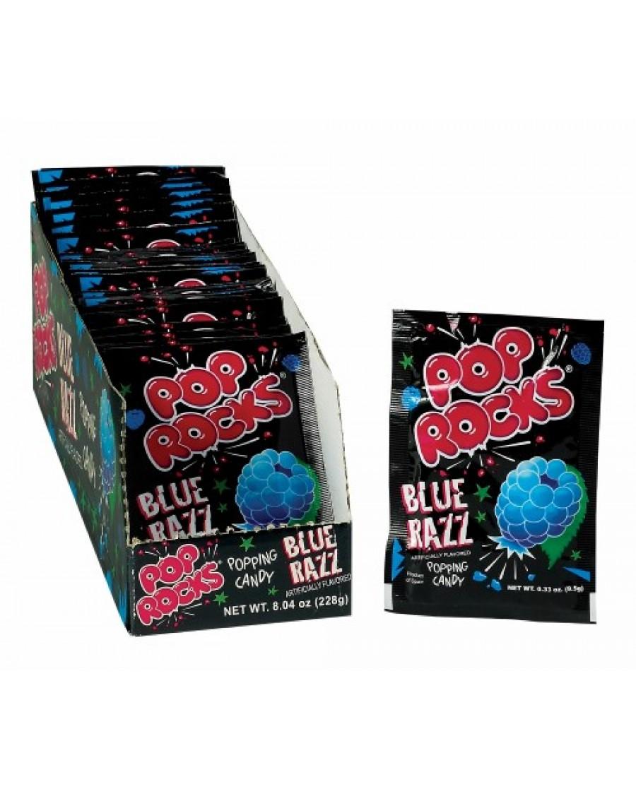Pop Rocks Blue Raspberry
