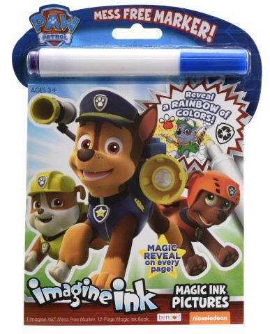 Paw Patrol Magic Ink Set