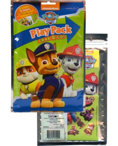 Paw Patrol Grab 'N Go Play Packs