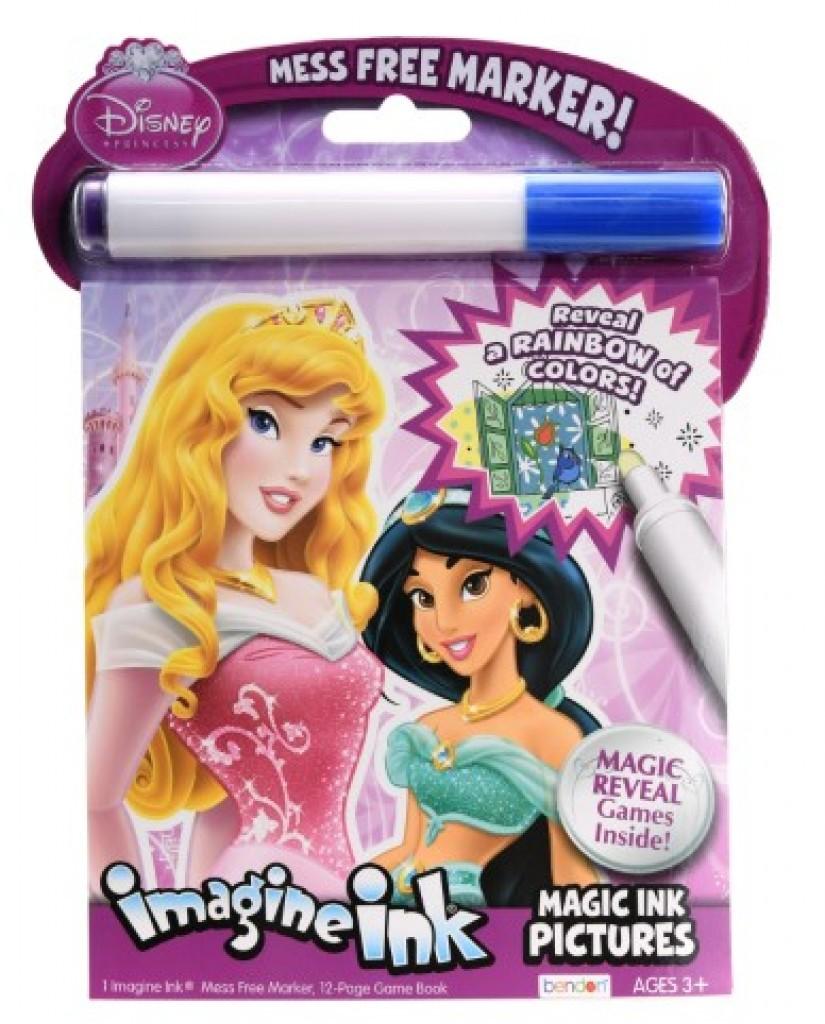Princess Magic Ink Set