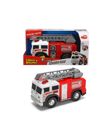 "15.5"" Light & Sound Fire Rescue"