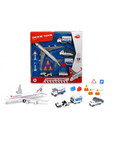 13 Pc Airport Set