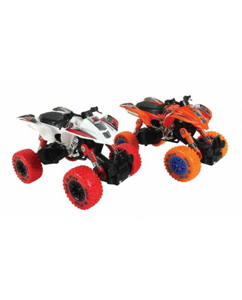 "5.5"" Die Cast Big Wheel ATV"