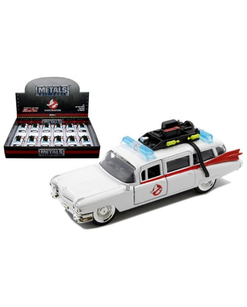 "5"" Ghostbuster Ecto Movie-Car"