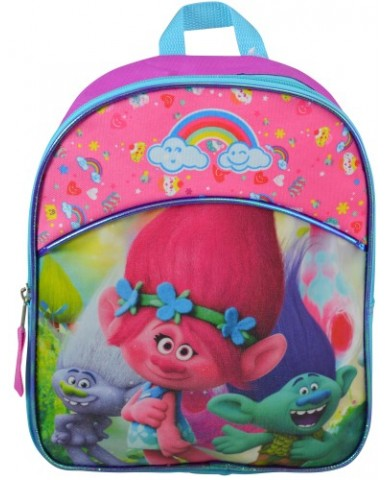 "Trolls 11"" Mini Backpack"
