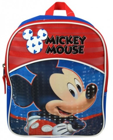 "Mickey Mouse 11"" Mini Backpack"