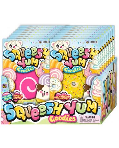 "3.5"" Squeesh Yum Goodies"