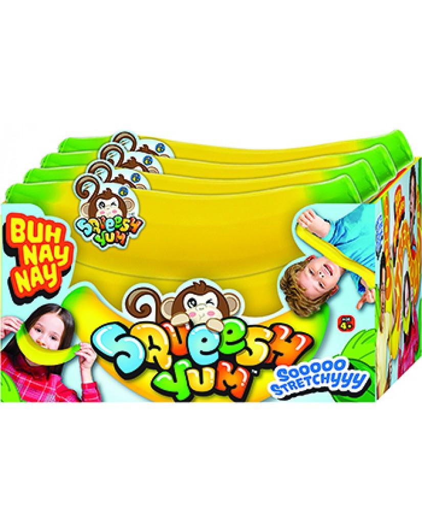 "8.5"" Squeesh Yum Buh Nay Nay"