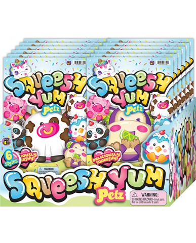"""3.5"""" Squeesh Pets"""