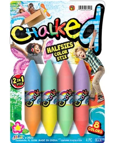 Chalk Halfsies Color Stix