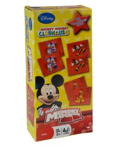 Mickey Mouse Memory Match Game