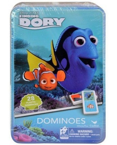 Finding Dory Dominoes Tin