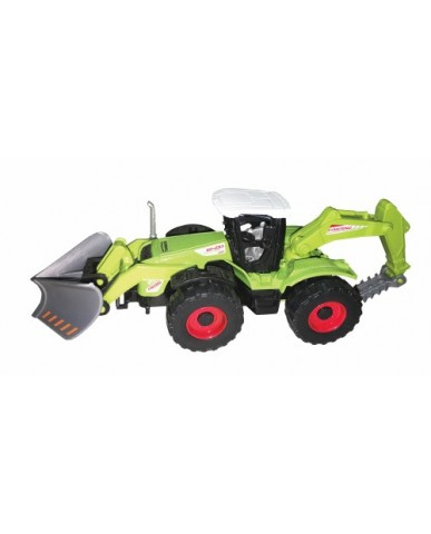 "7"" Die Cast Farm Tractor"