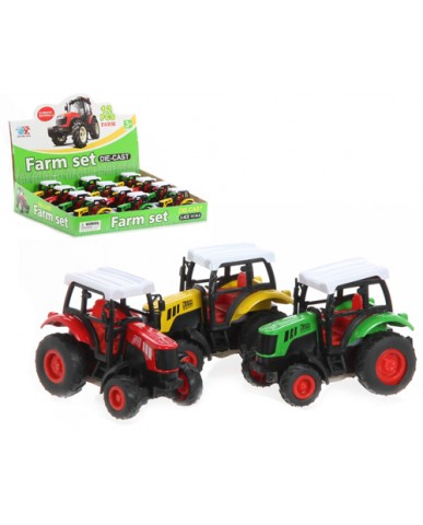 "4"" Die Cast Farm Truck"