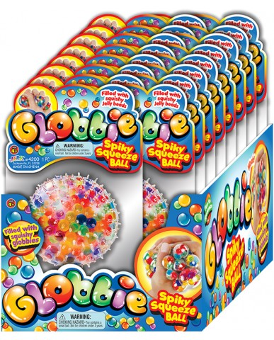 Globbies Squeeze Ball