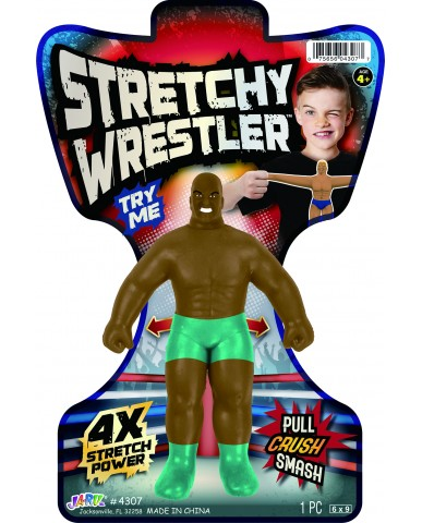 Stretchy Wrestler Assortment