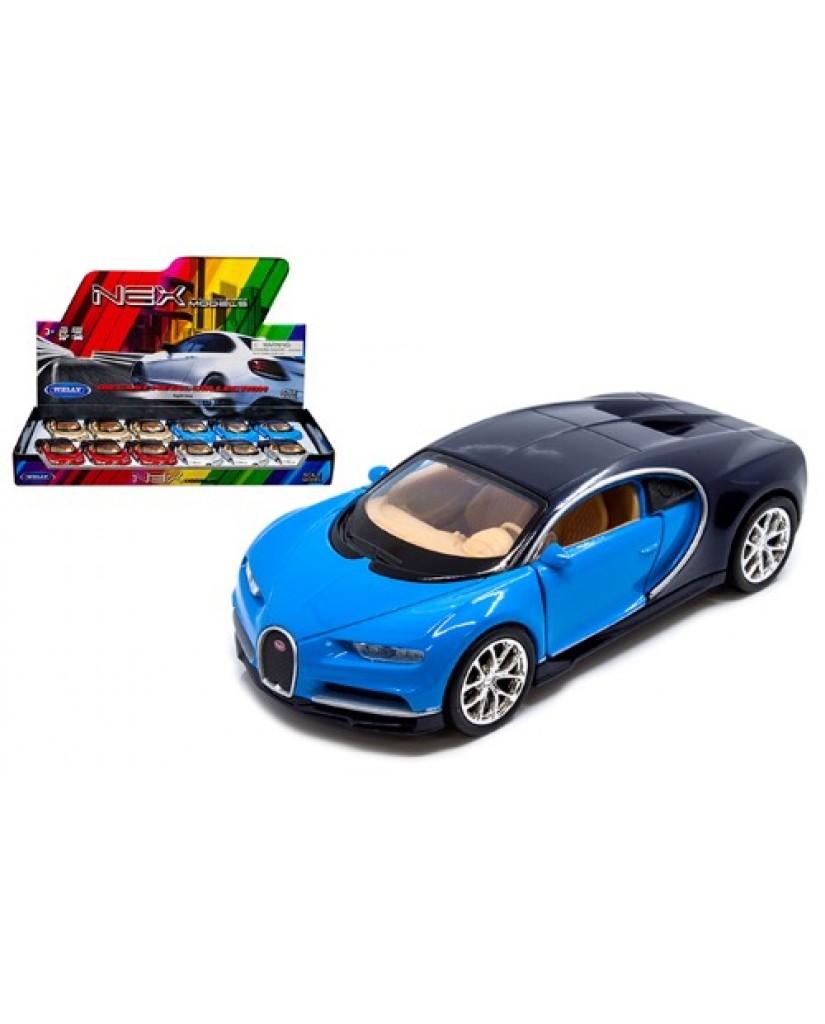 """5"""" Bugati Exotic Car"""