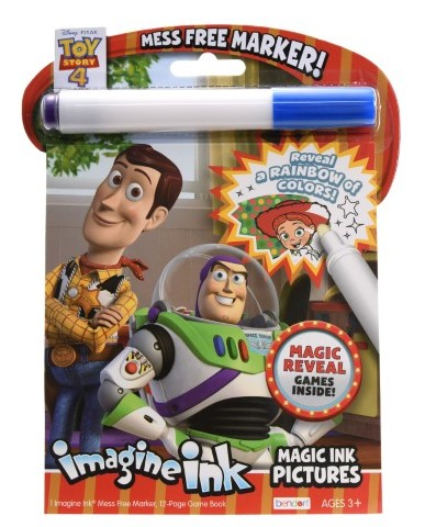 Toy Story 4 Magic Ink Set