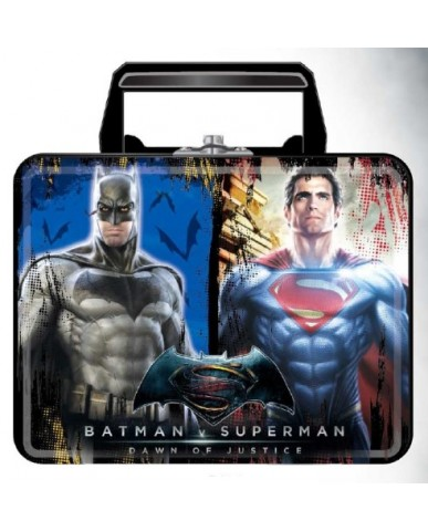 Batman vs. Superman Large Tin