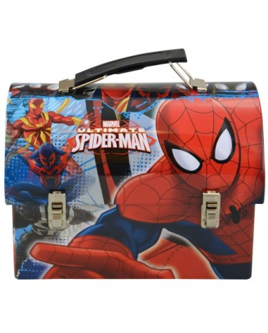 Spiderman Pail Tin