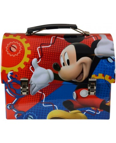 Mickey Mouse Pail Tin