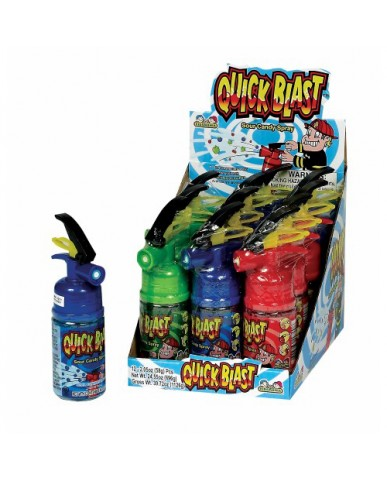 Quick Blast Candy Spray