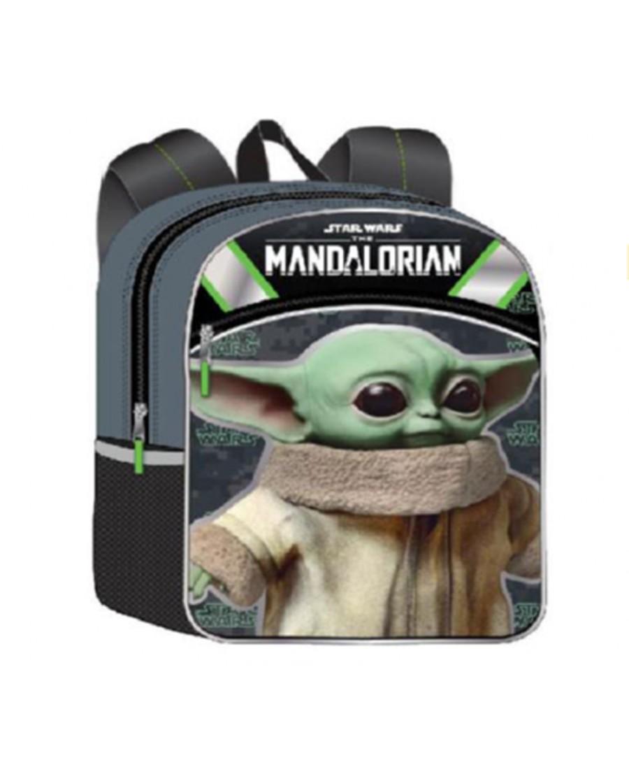"Mandalorian ""The Child""  11"" Backpack"