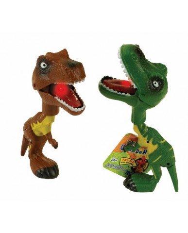 "10"" Light & Sound Dino Grabber"
