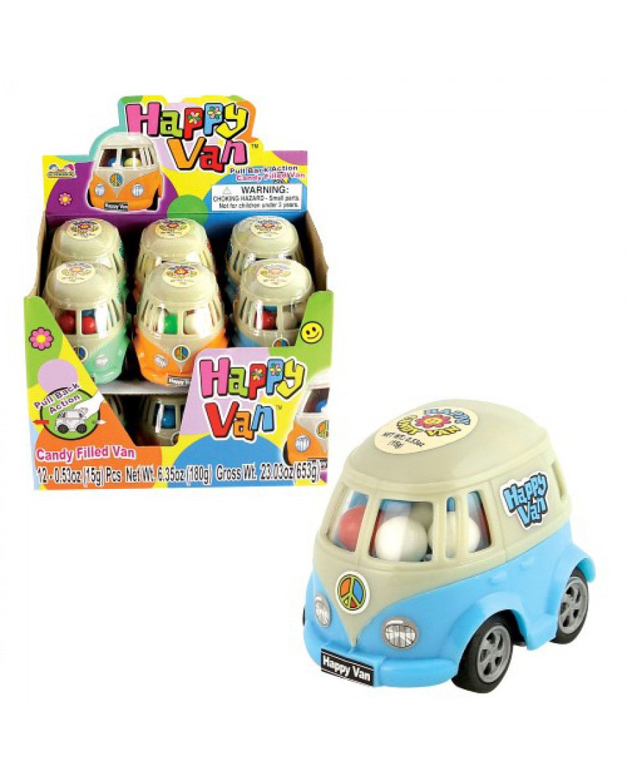 Happy Van Candies