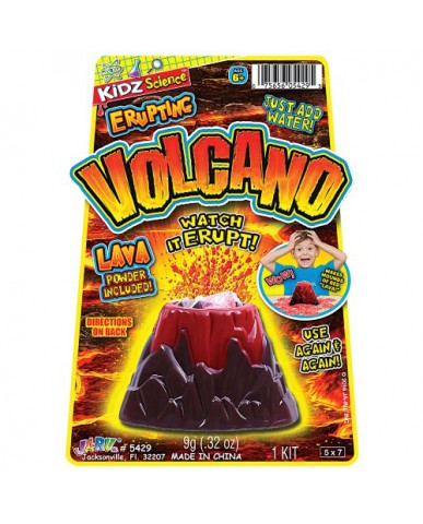 Kidz Science Volcano