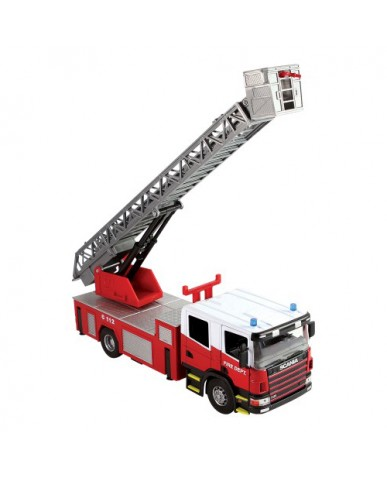 "12"" Die Cast Fire Truck"