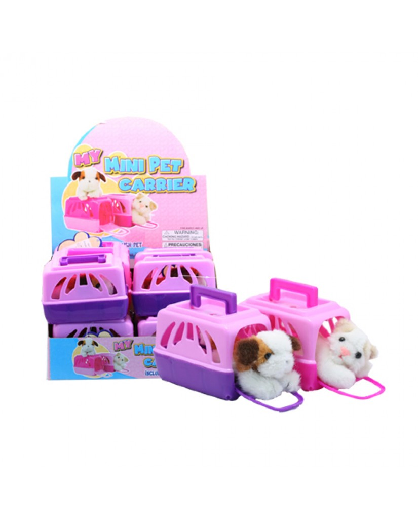 """5"""" Mini Pet Carrier"""