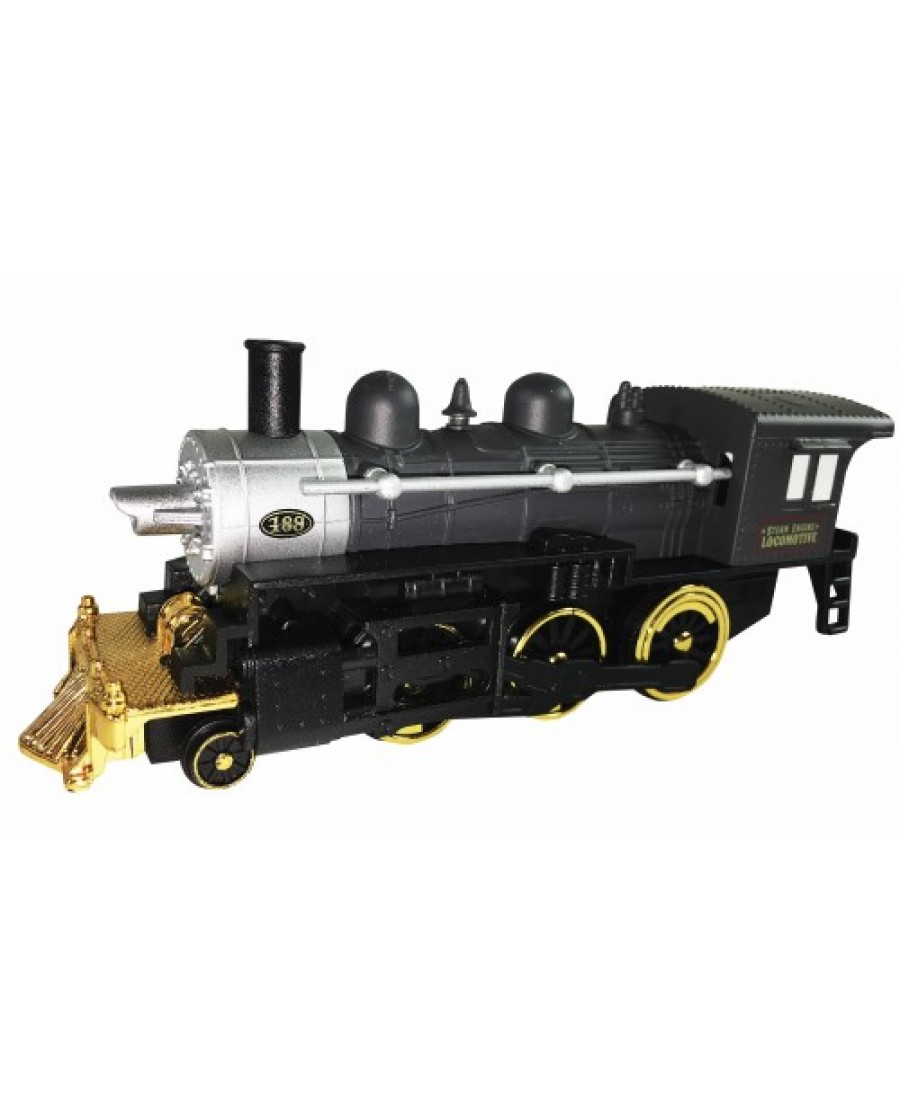 "6.5"" Matte Finish Locomotive"