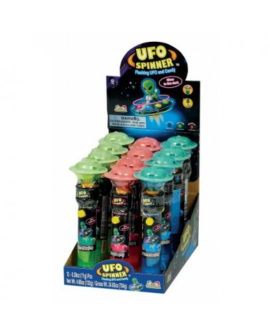 UFO Spinner Candy