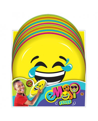 "9"" Emoji Flying Disc"