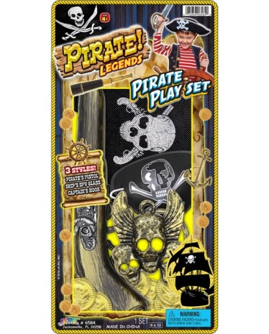 Pirate Legends Play Set