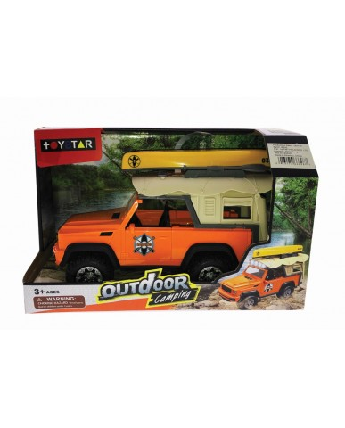 "10"" Light & Sound Camping SUV"